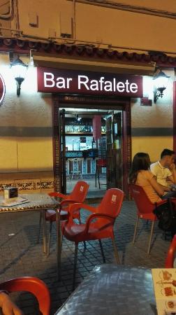 Montalban de Cordoba, สเปน: Bar Rafalete