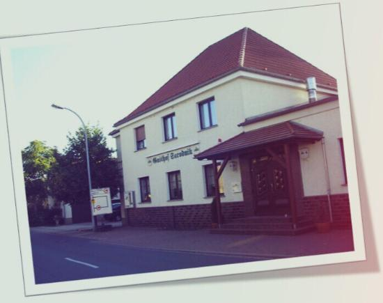 Tettau, Tyskland: Gasthof Sarodnik