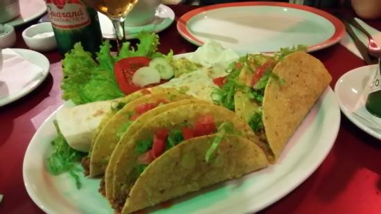 El Pallomar Serra Cozinha Mexicana