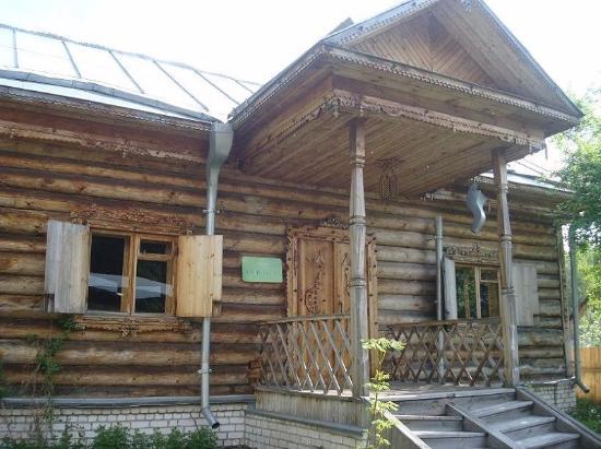 Mstera, รัสเซีย: Музей леса во Мстёре