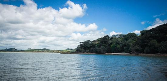 Kerikeri, Nueva Zelanda: Your very own headland on Te Puna Inlet