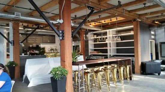 Beautiful new venue! - Picture of E.V.O. Kitchen, Cambridge ...