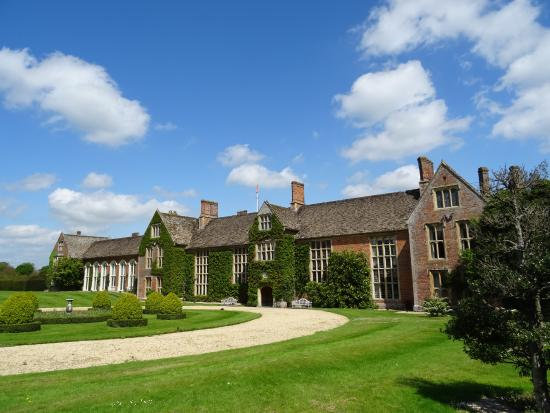 View of Littlecote House from the front
