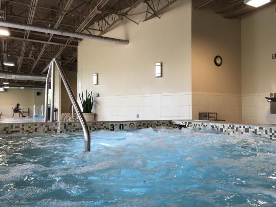 Columbia, MD: Haven on the Lake interior (wellness area) amenities