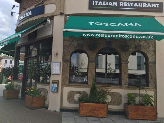 Toscana - Picture of Toscana, Sidcup - TripAdvisor