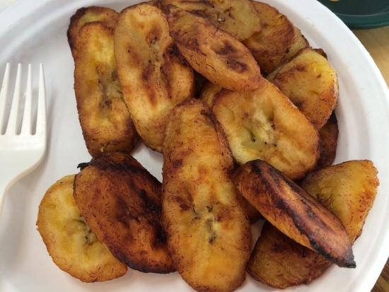 Fried Plantains Picture Of Taste Of Jamaica Horseheads Tripadvisor