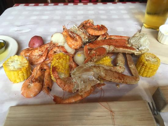 The Crab Pot Seafood Restaurant Great And Shrimp