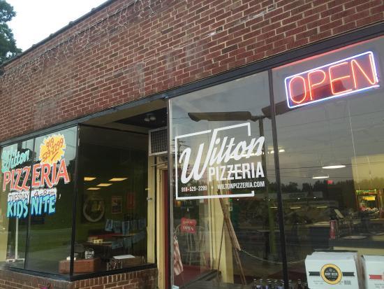 Franklinton, Северная Каролина: Wilton Pizzeria