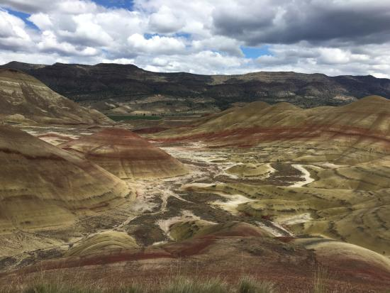 Dayville, OR: painted hills, awesome