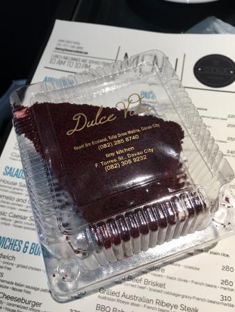 Mindanao, Filipinas: Red Velvet Cake