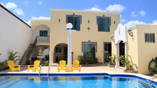 Hotel hacienda margot desde 1 066 valladolid yucat n opiniones y comentarios peque o - Hoteles con piscina en valladolid ...