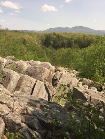 Rutland, VT: Hiking trails at the park are for bikes too