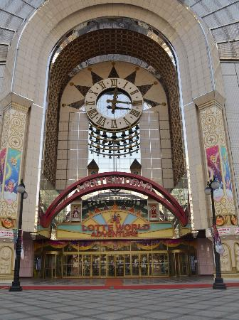 Lotte World Art Theater
