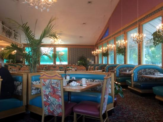 view of the restaurant from our table picture of spring house rh tripadvisor com