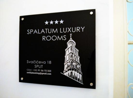 Spalatum Luxury Rooms