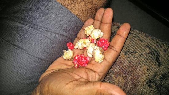 The Popcorn Fanatic