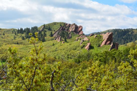Littleton, CO: Roxborough State Park