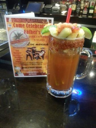 Gillette, WY: Only here at fiesta tequila mexican restaurant