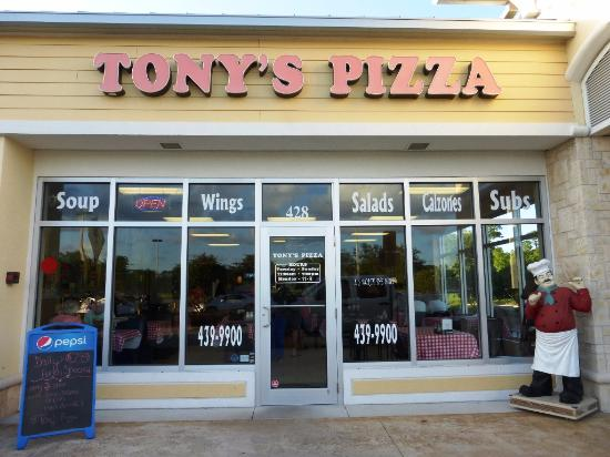 Tony's Pizza