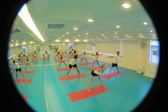 Hot Yoga Bangkok