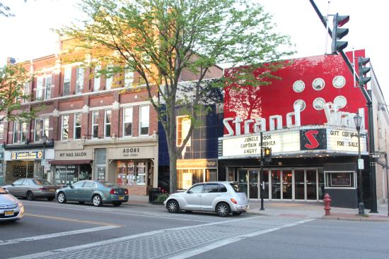 Brockport's Strand Theater