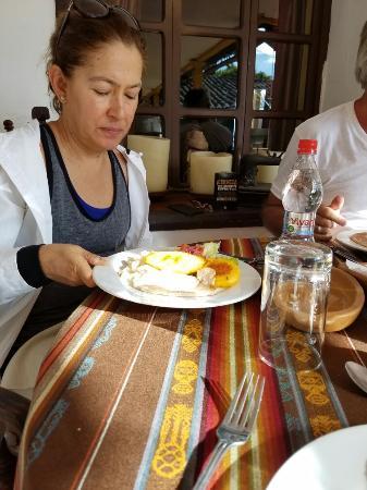 Hosteria Chorlavi Restaurant: 20160522_161403_large.jpg