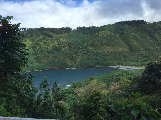 All Maui Private Tours: Maui, road to Hanna