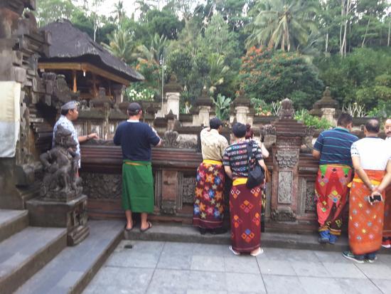 Χερσόνησος Νούσα Ντούα, Ινδονησία: spot the AUSSIE