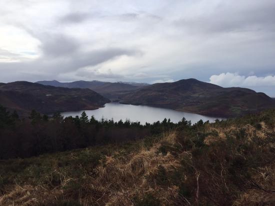 Caragh Lake, Ирландия: Views of the lake