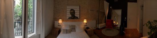 The5rooms: Die Zimmer wurden mit sehr viel Liebe gestaltet. Absolutes Wohlfaktorgefühl!