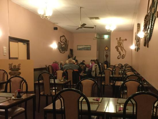 Wagga Wagga, Australia: Dining area Saigon Restaurant