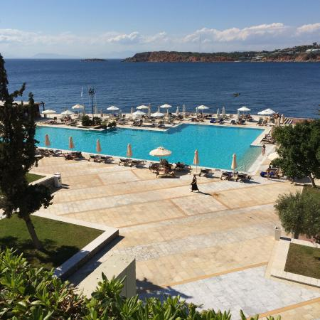 Vouliagmeni, Hellas: lovely view