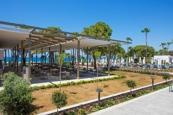 Barut Acanthus & Cennet : Beach Snack