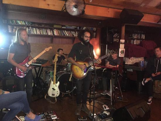 """Herb's Tavern: Wonderful night with a great band """"Made of Boxes""""!"""