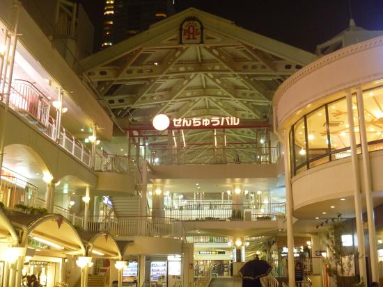 Toyonaka, Japão: 夜の外観
