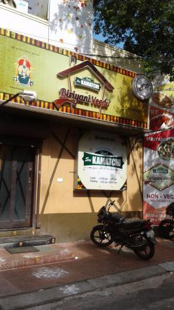 Sri Kamatchi in Biriyani Veedu
