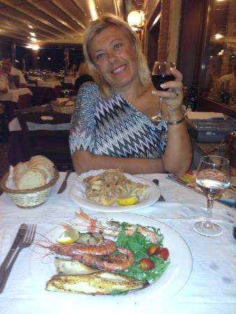 La Torre del Moro: В соседнем рыбном ресторане