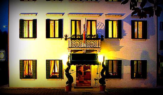 Hotel Scala Aufnahme