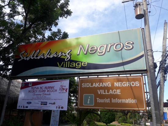 Sidlakang Negros: Might be a little hard ti find on your own but it is a good place to go