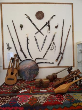 Sergi Makalatia Gori Historical and Ethnographical Museum