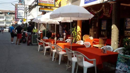 Nilawan Guest House Hua Hin: front