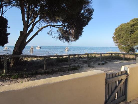Νησί Rottnest, Αυστραλία: South Thompson Premium View 2 Bed Unit - the view