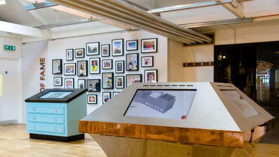 St Austell, UK: Museum