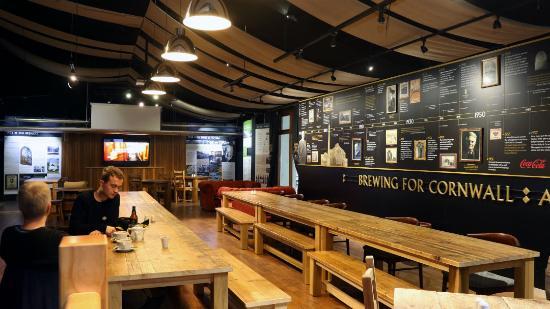 St Austell, UK: Restaurant