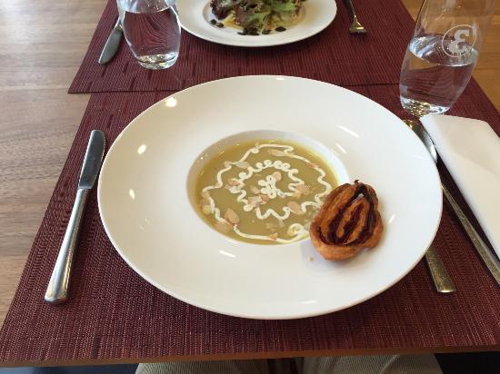 Restaurant Matisse: Menú mediodía