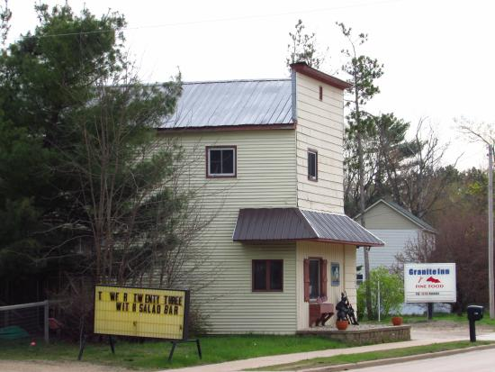 Redgranite, WI: Granite Inn Restaurant