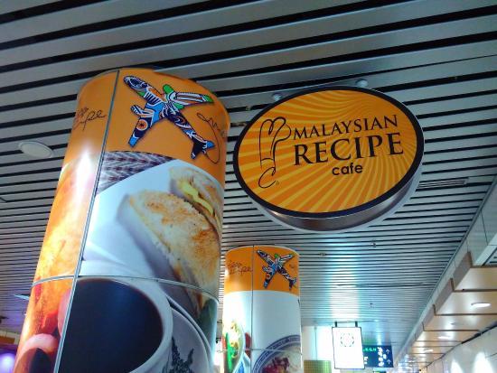 Malaysian Recipe Cafe: 店頭の写真
