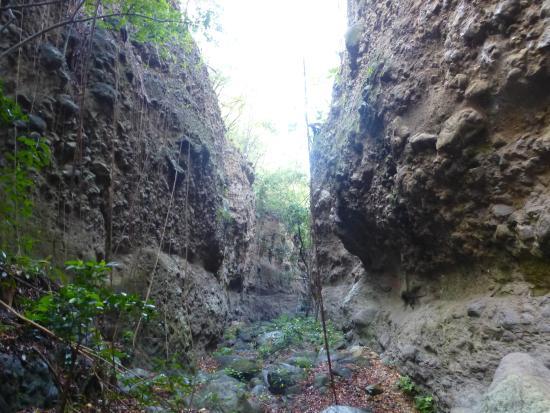 Bloody River canyon