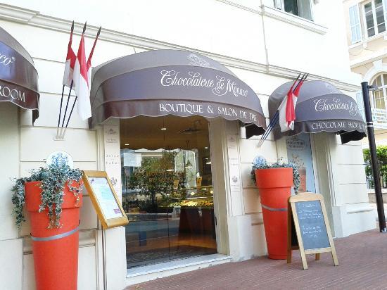 Chocolaterie de Monaco