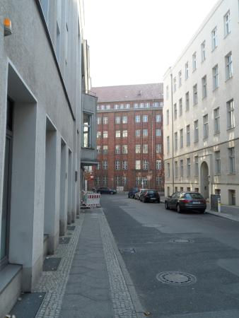 Street View Picture Of Heart Of Gold Hostel Berlin Tripadvisor